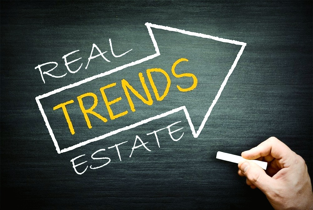 Five significant trends in real estate market
